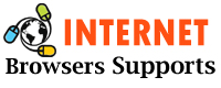 Internet Browser Support