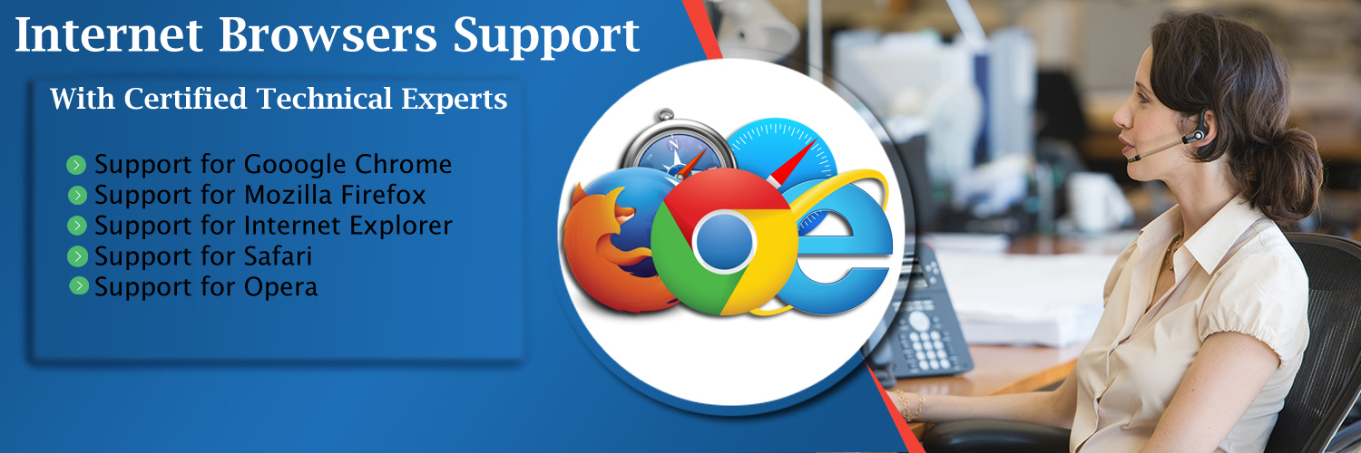 Internet Browser Support Number