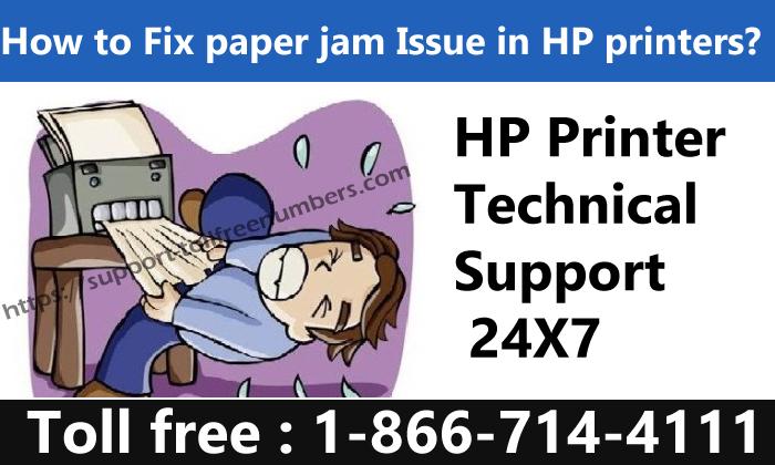 Fix Paper Jam Problem