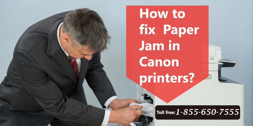 How to Fix Paper Jam Issues in Canon Printer