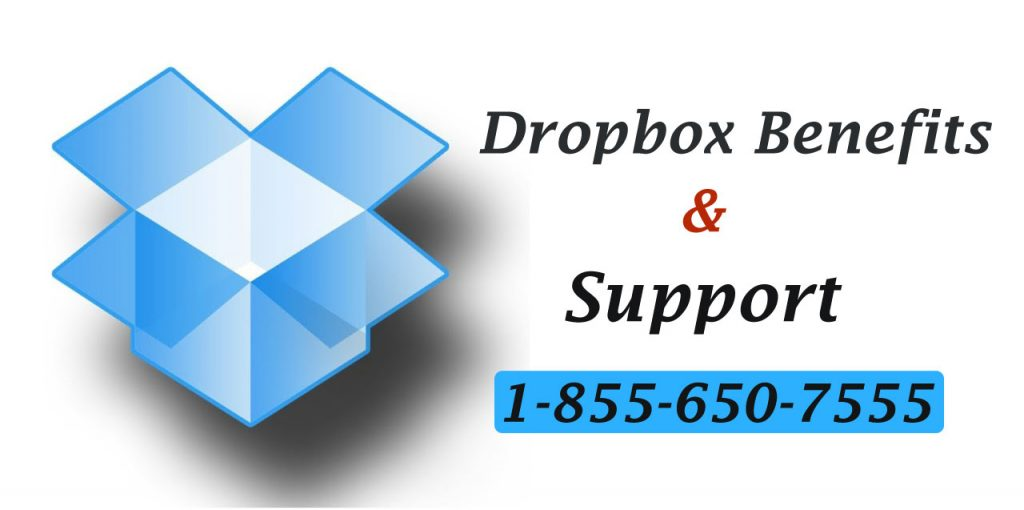 dropbox support number